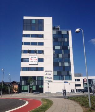 Kiropraktorerne - Rygcenter Viborg ligger i Sundhedshuset Toldboden