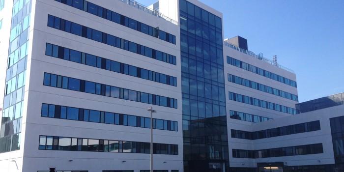 D. 1. oktober flytter Kiropraktorerne til Sundhedshuset Toldboden